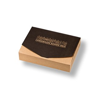 Meal boxes, airplane packaging and catering boxes